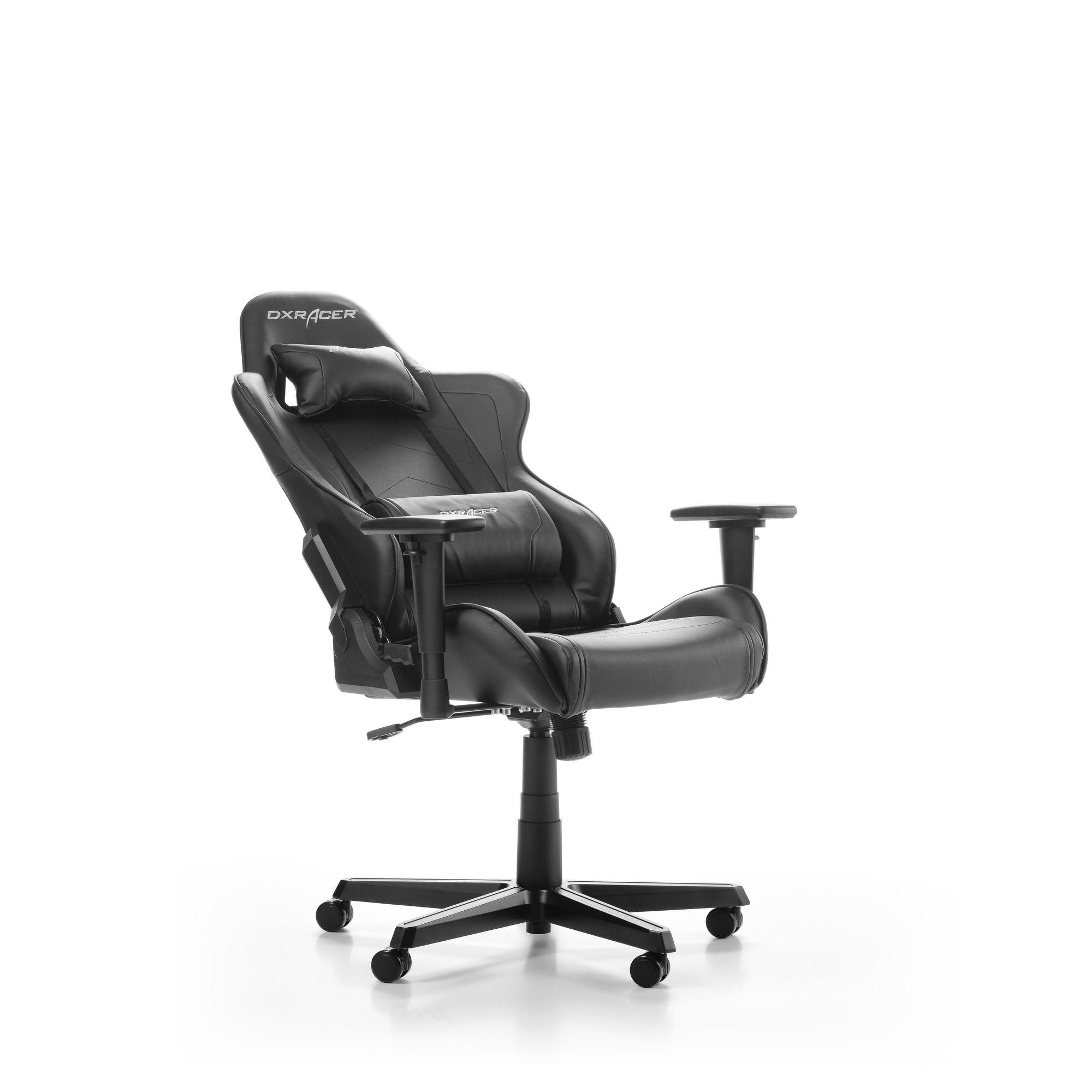 Гейминг стол DXRacer OH/FH08/N - серия FORMULA, черен - 2