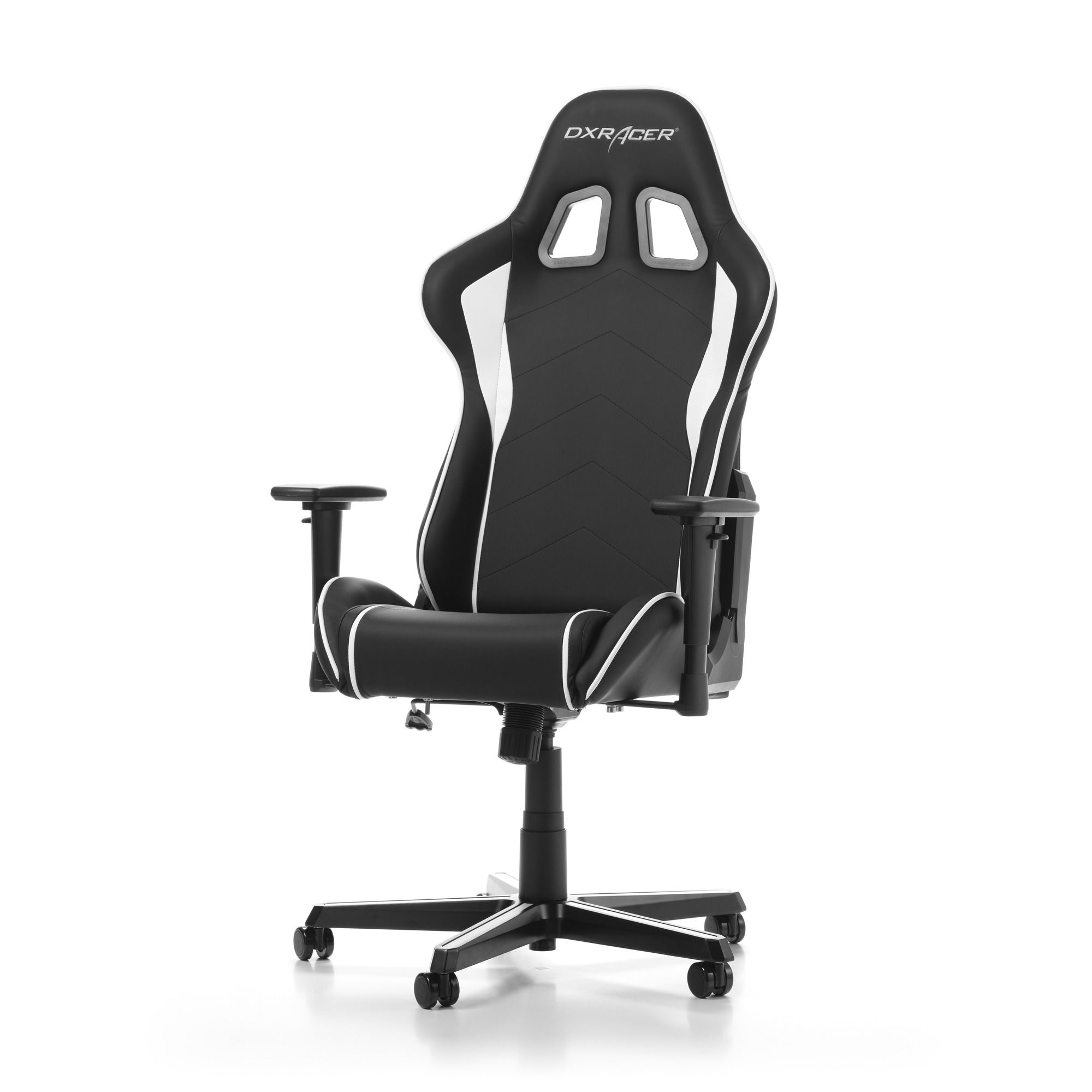 Гейминг стол DXRacer OH/FH08/NW - серия FORMULA, черен/бял - 10