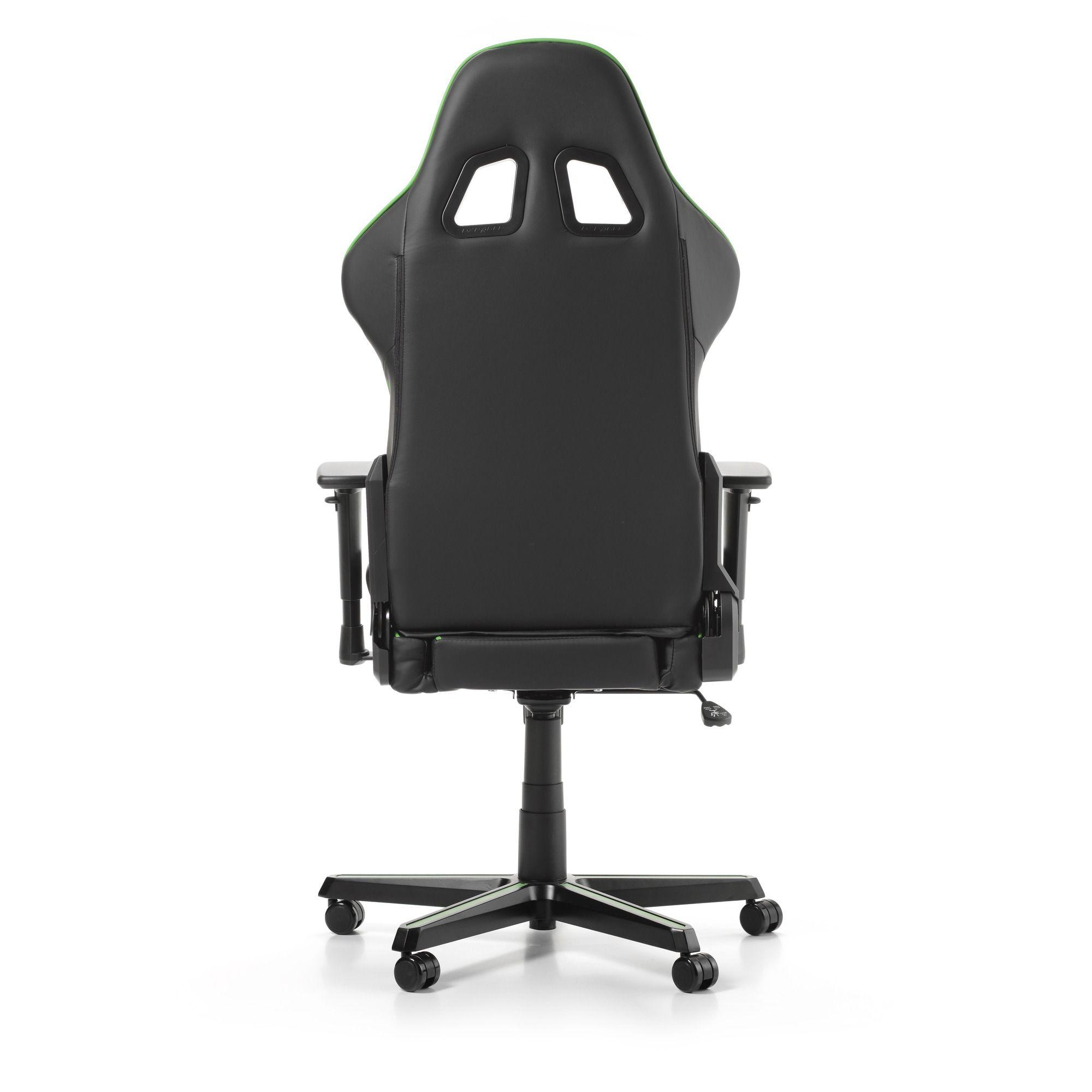 Геймърски стол DXRacer - серия FORMULA, черен/зелен - OH/FH08/NE - 12