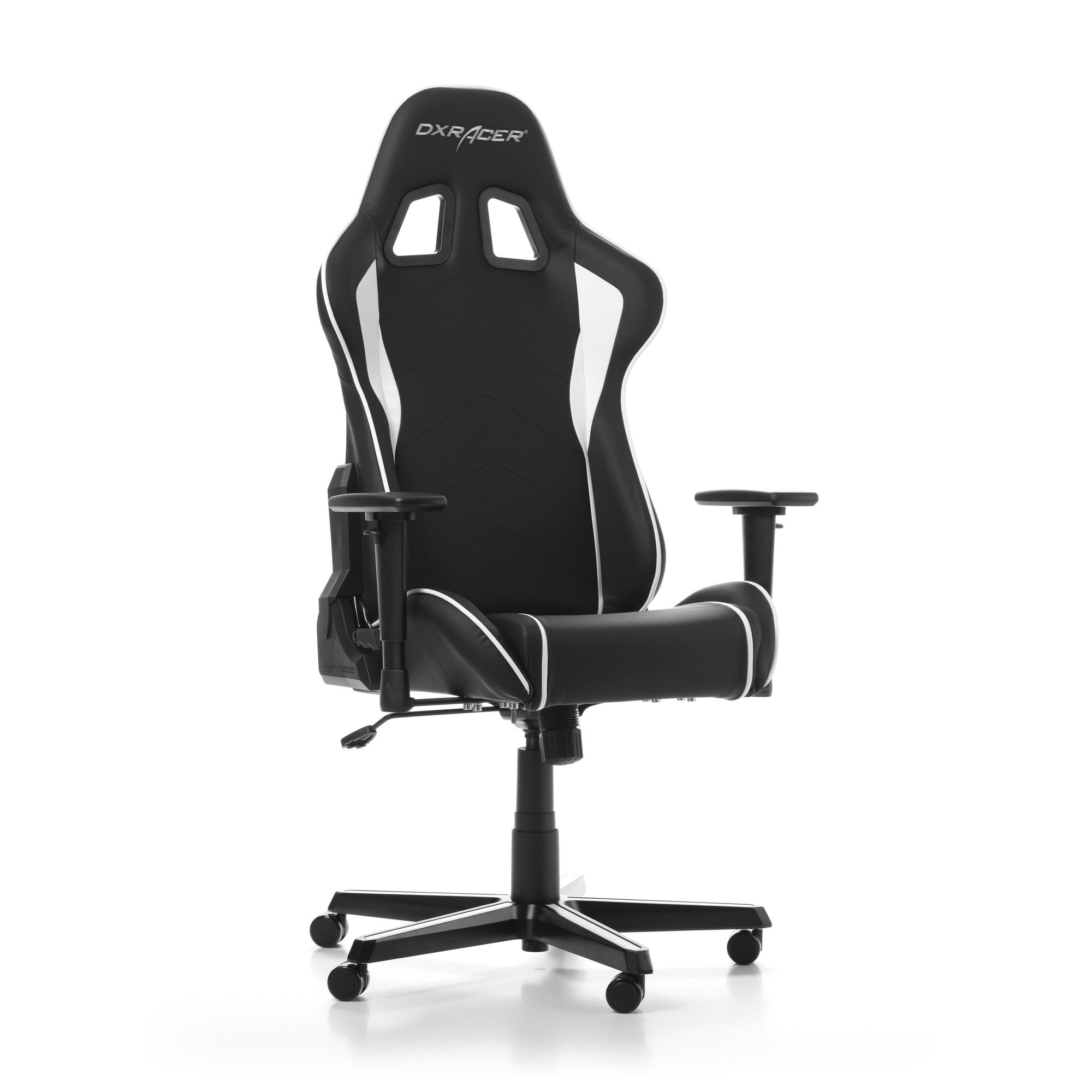 Гейминг стол DXRacer OH/FH08/NW - серия FORMULA, черен/бял - 8