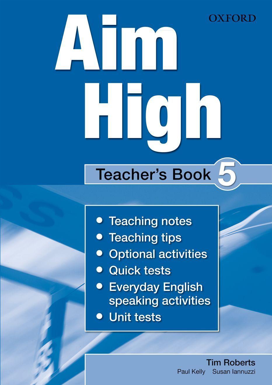 Книга за учителя Aim High 5 Teacher's Book - 1
