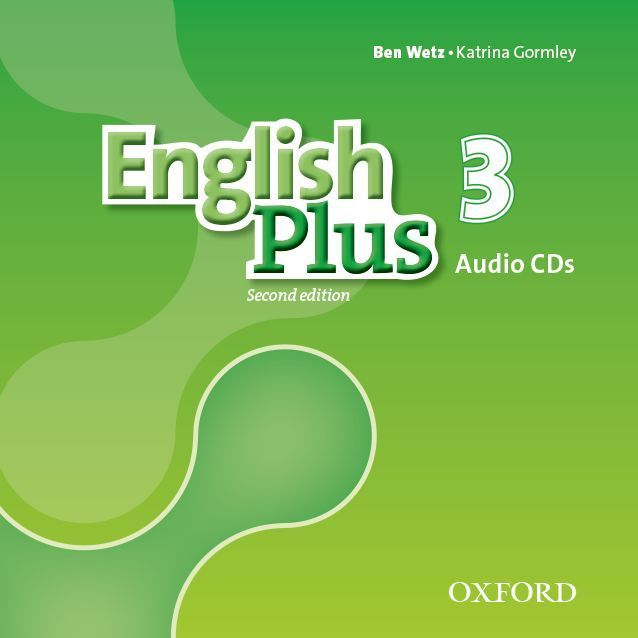 oksford-english-plus-2e-3-class-cd-x3-7-klas - 1