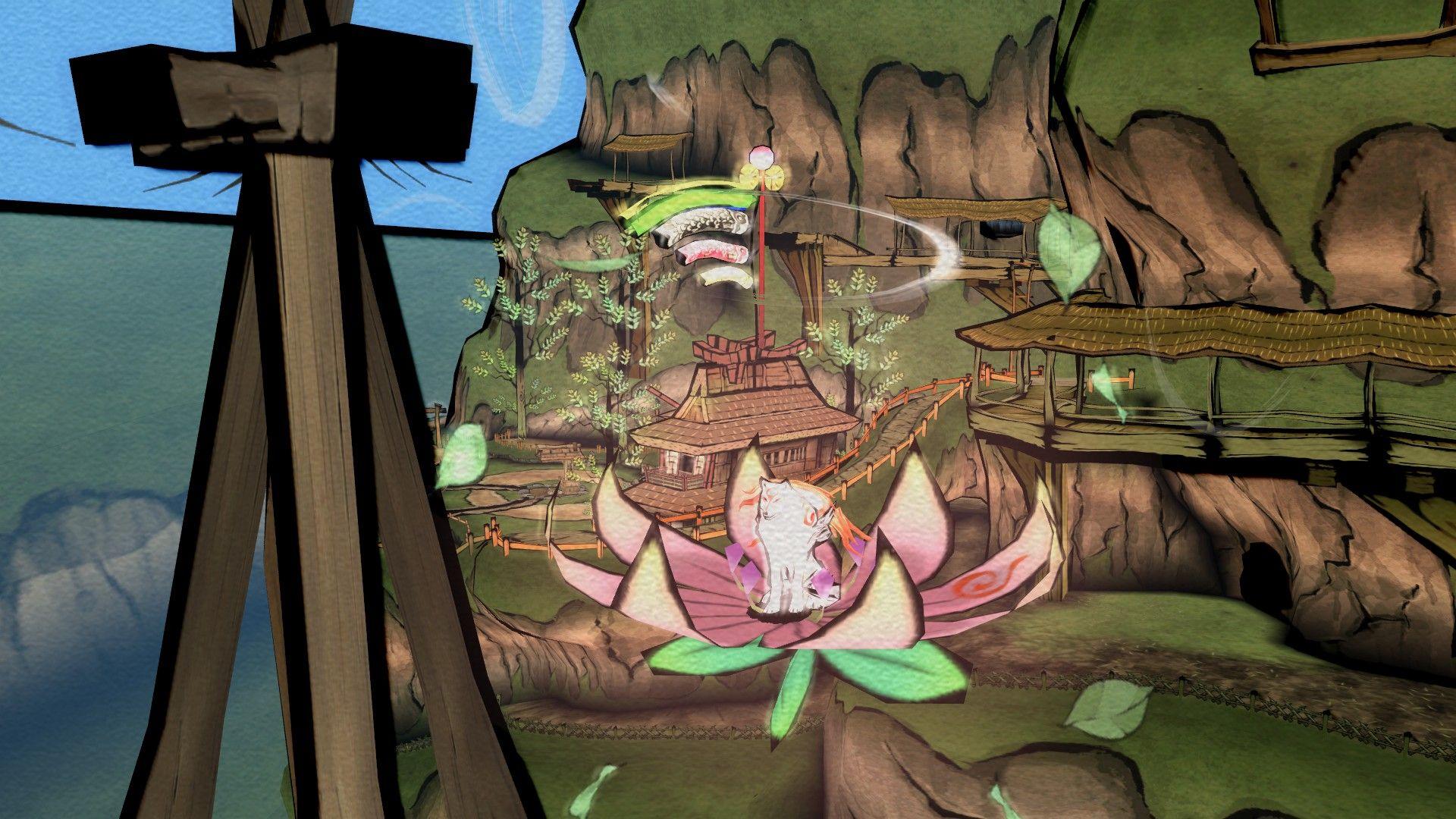 Okami HD (PS4) - 3