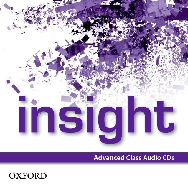 Оксфорд Insight Advanced Class CD (x3) - 1