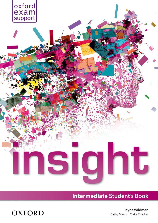 Английски език за 8. клас Insight Intermediate SB - 1