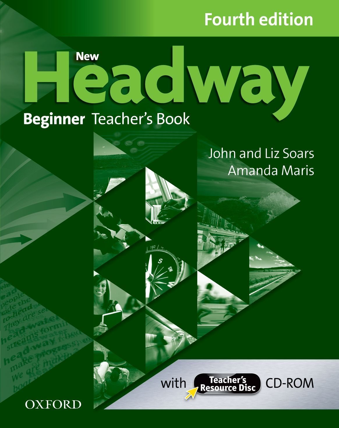 Headway 4E Beginner Teacher's Disk Pack - 1