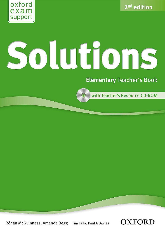 oksford-solutions-2e-elementary-teacher-s-book-and-cd-rom-pack-3704 - 1