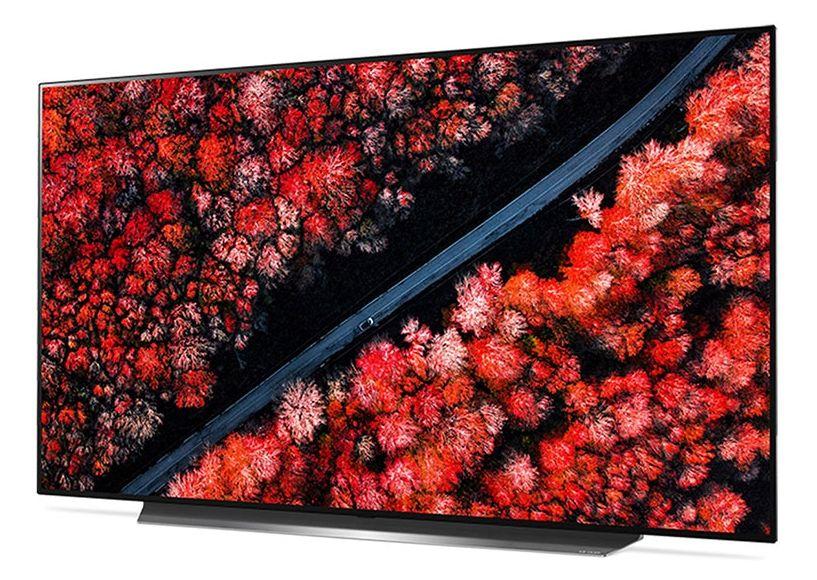 """Телевизор LG - OLED65C9PLA 65"""", UHD, OLED, черен - 2"""