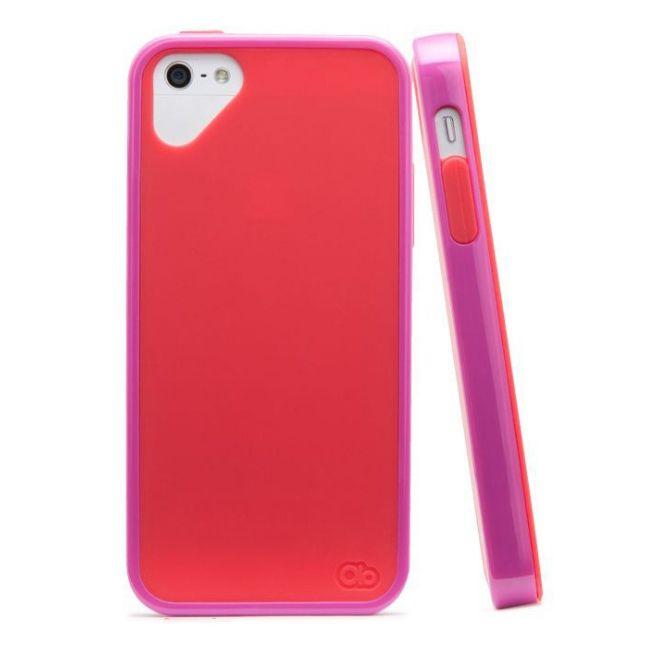 Olo Sling Case за iPhone 5 -  червен - 1