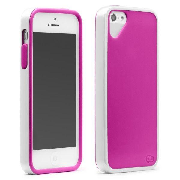 Olo Sling Case за iPhone 5 -  розов - 3