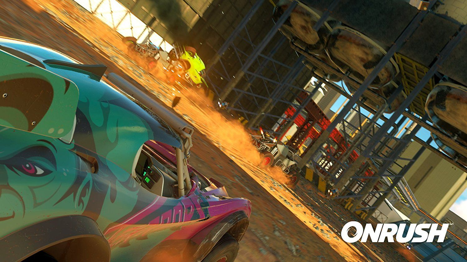 Onrush Day One Edition (PS4) - 5