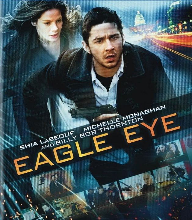 Орлово око (Blu-Ray) - 1
