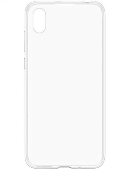 Калъф Huawei Y5 2019 - Clear Case, прозрачен - 1