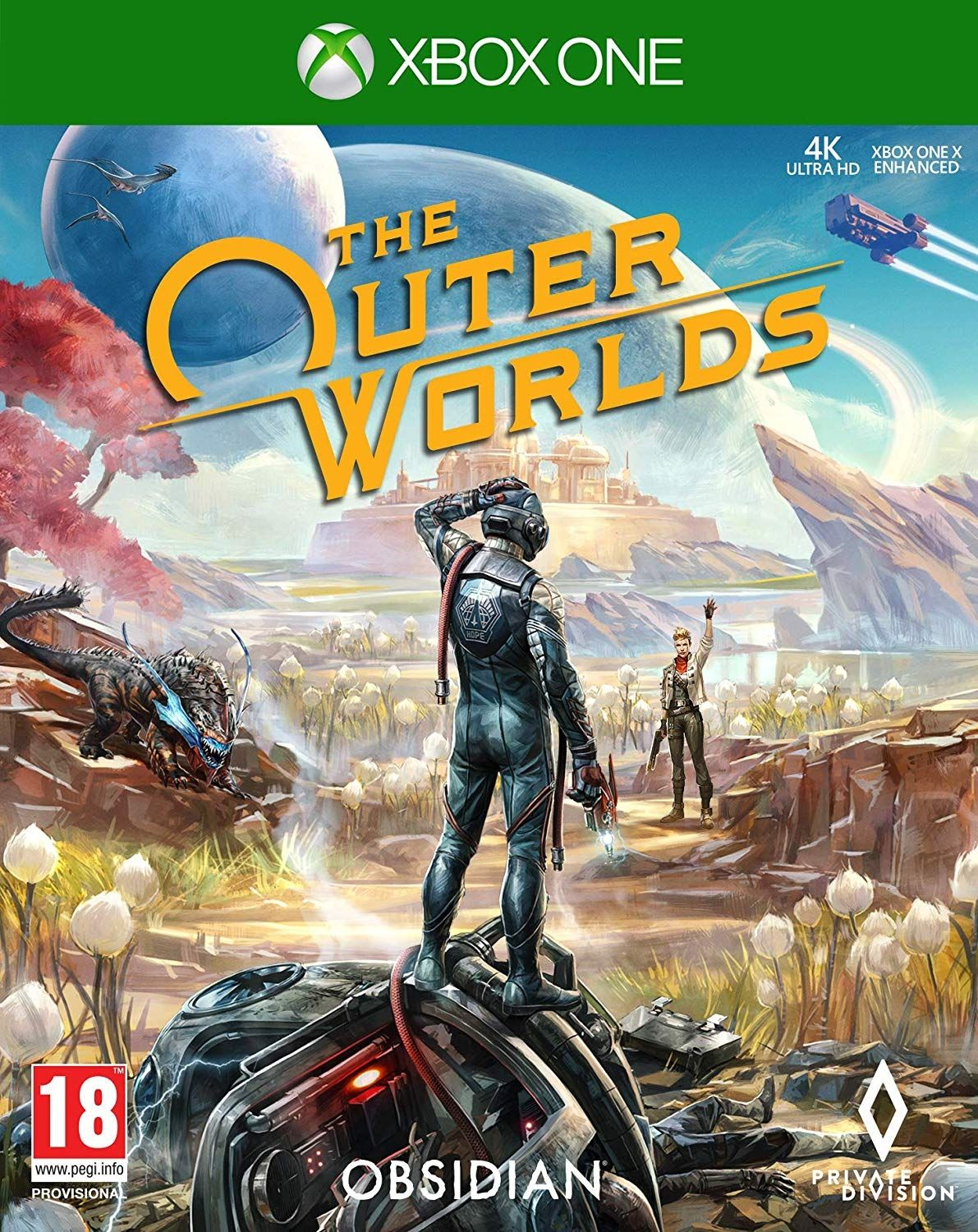 The Outer Worlds (Xbox One) - 1