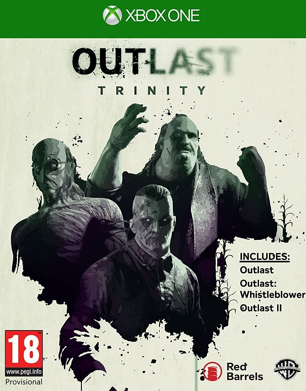 Outlast Trinity (Xbox One) - 1