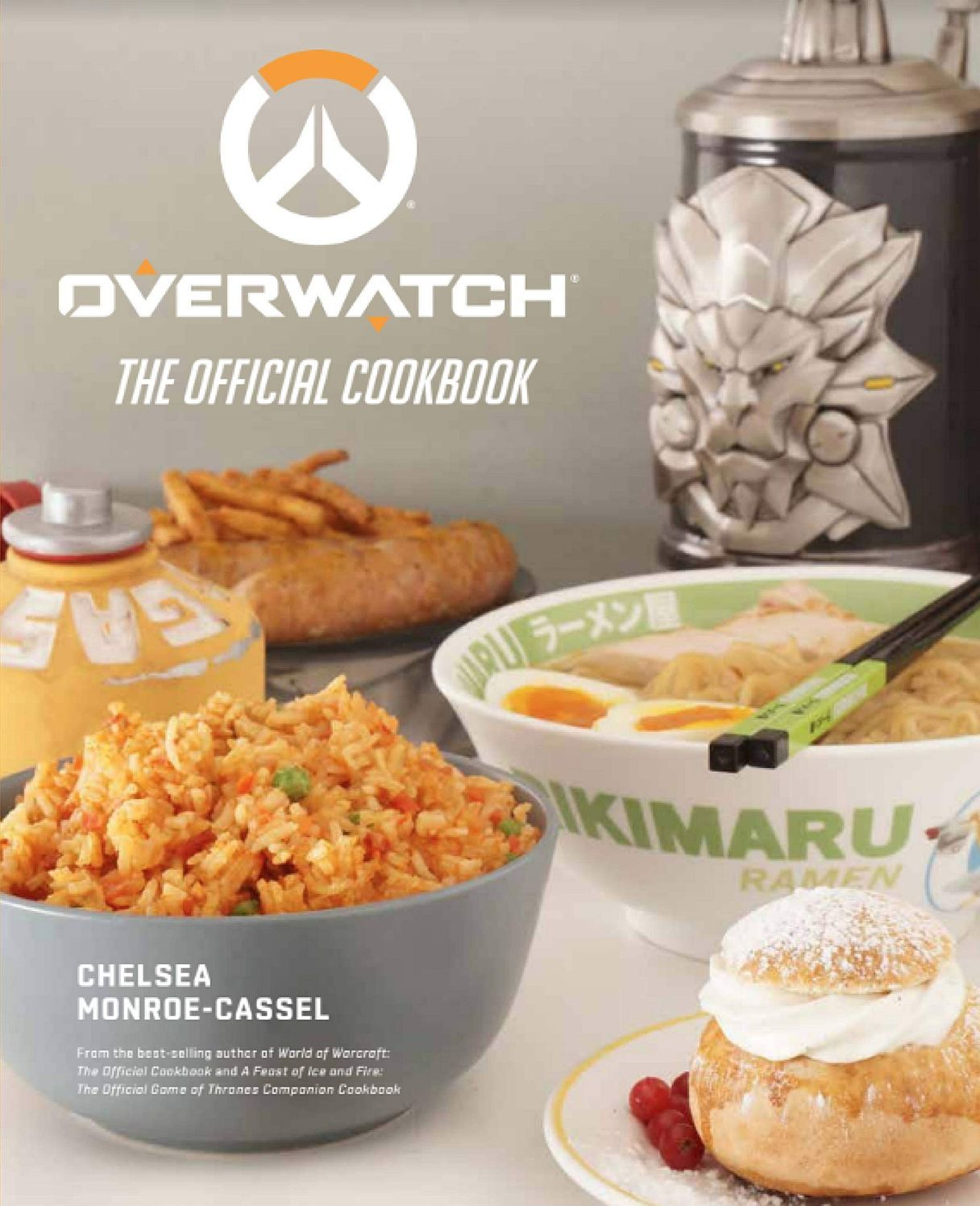 Overwatch: The Official Cookbook - 1