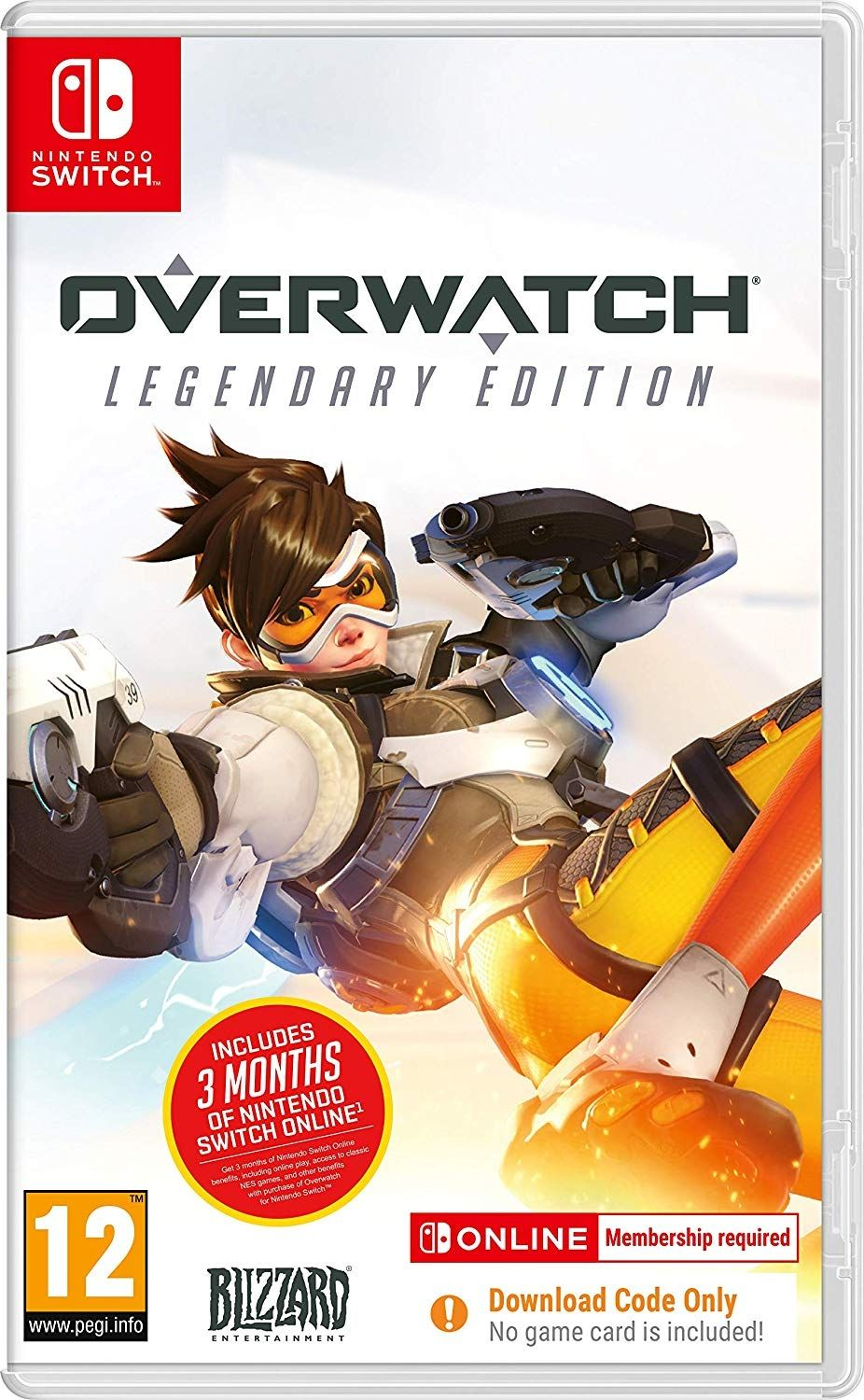 Overwatch Legendary Edition (Nintendo Switch)  - 1