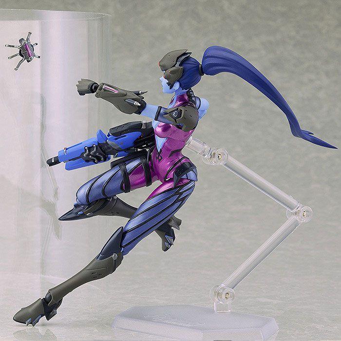 Екшън фигура Overwatch - Widowmaker, 16 cm - 2