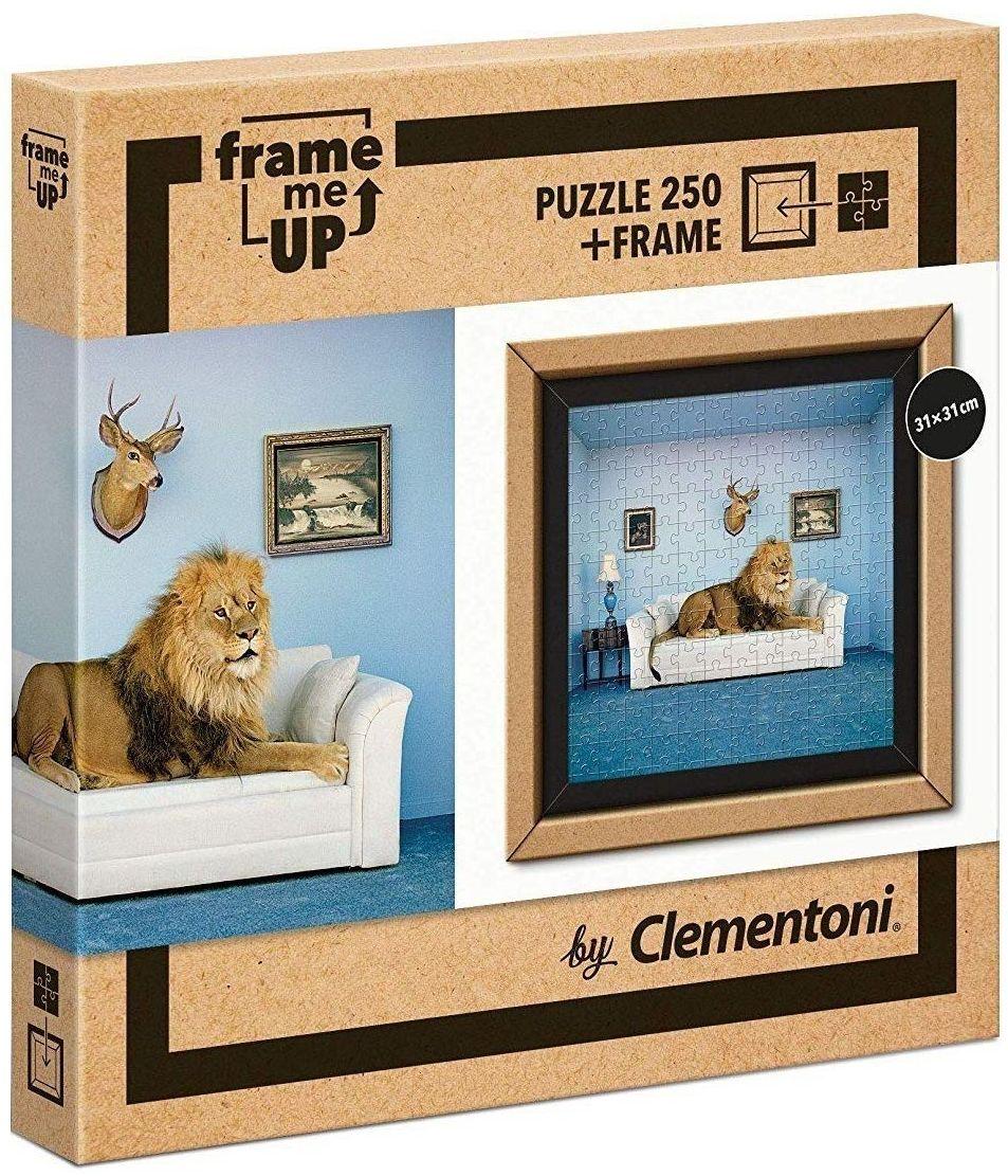 Пъзел Clementoni Frame Me Up от 250 части - Властелинът на къщата - 1
