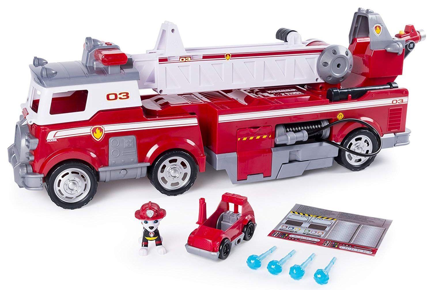 Пожарна кола Spin Master Paw Patrol - Ultimate Rescue - 1