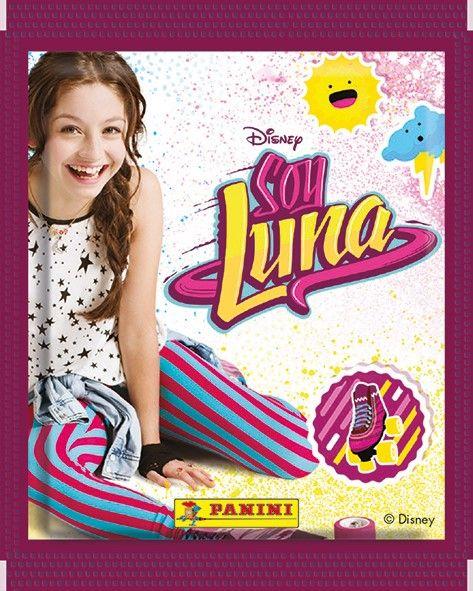 Стикери Panini - Soy Luna, пакет с 5 бр. стикери - 1