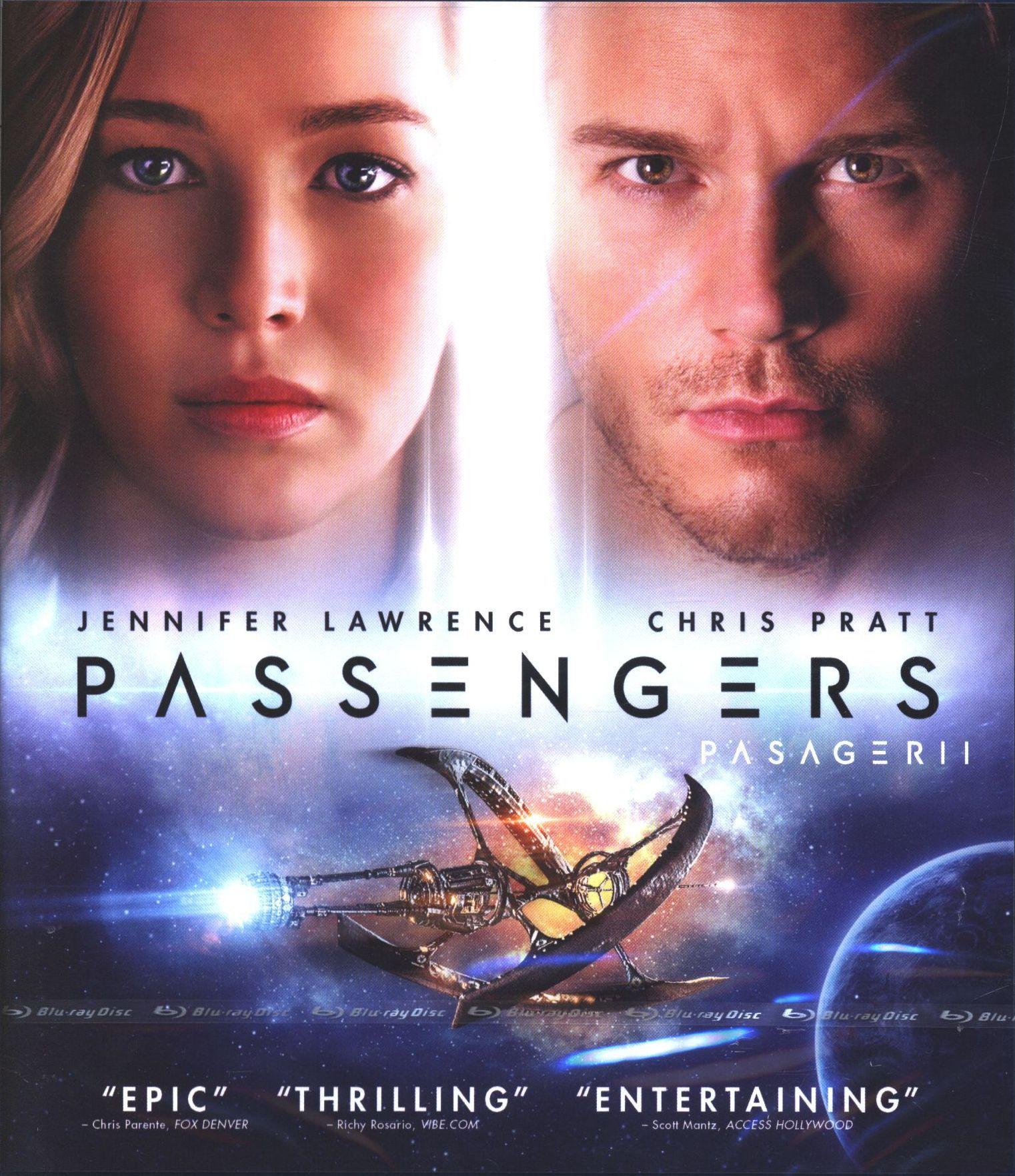 Пасажери (Blu-Ray) - 1