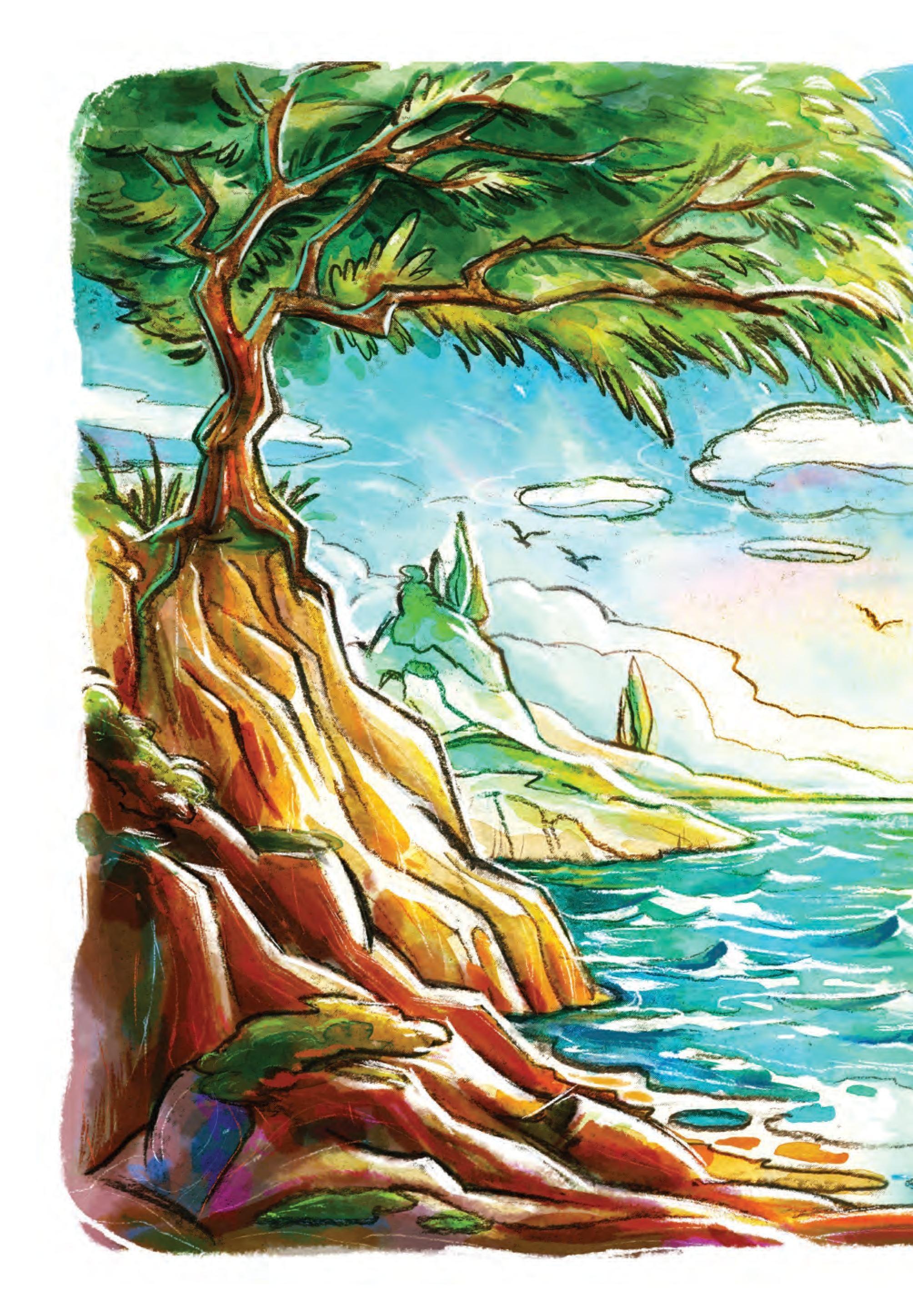 Птичето и дървото - 2