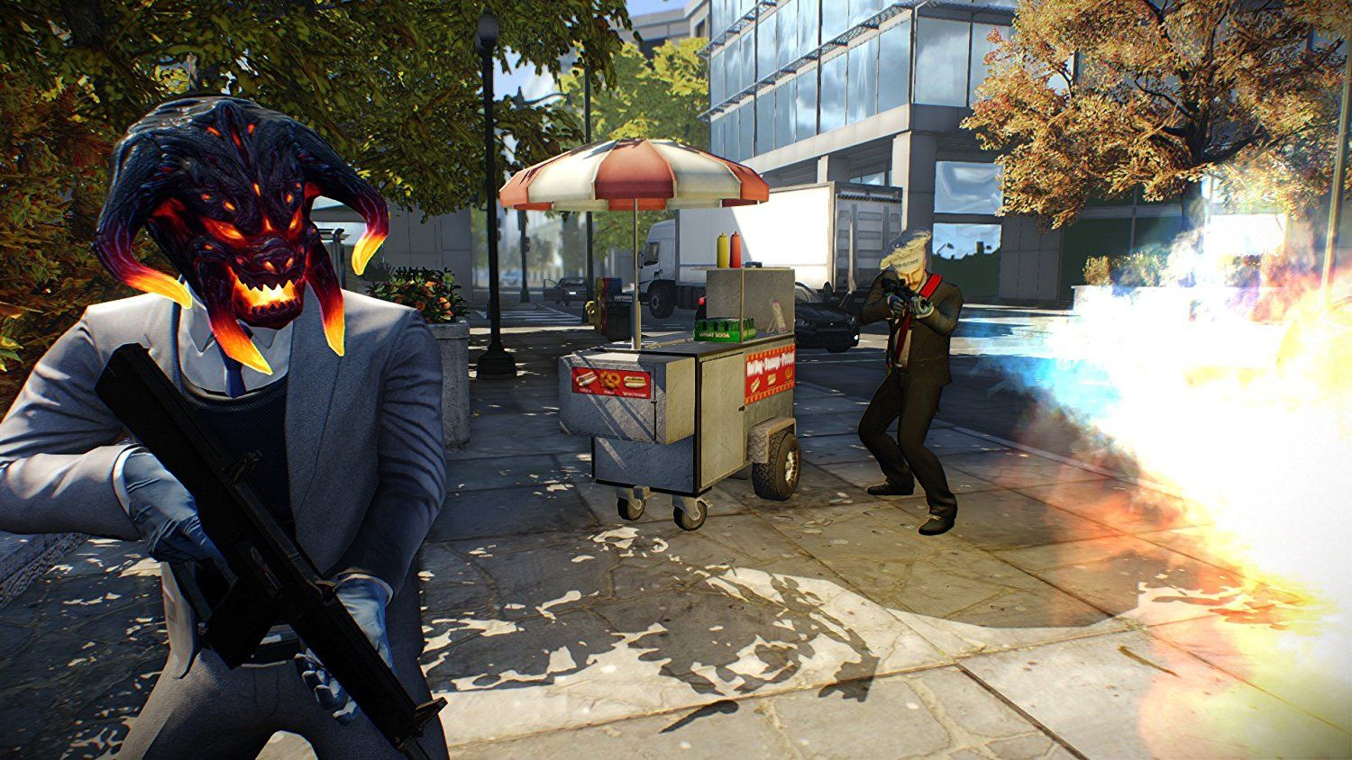 Payday 2 The Big Score (PS4) - 5