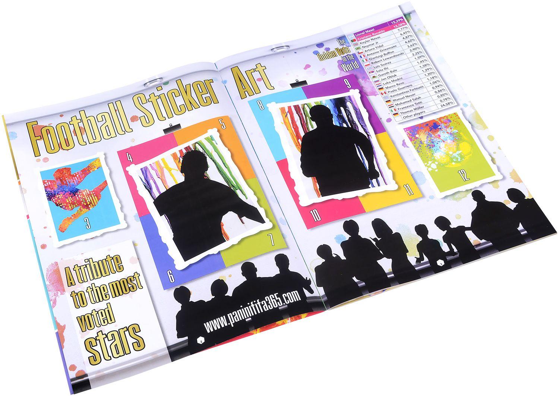 Стартов Пакет - Албум с 25 стикера Panini FIFA 365 - 2018 - 7