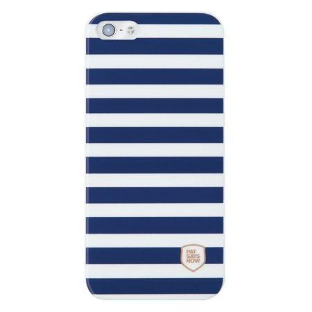 Pat Says Now Marina Blue за iPhone 5 - 1