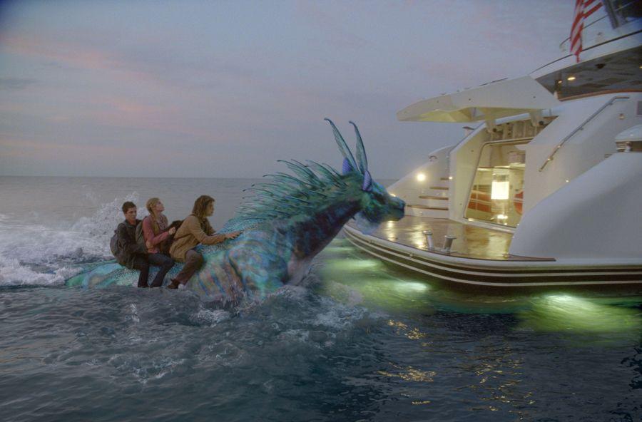 Пърси Джаксън: Море от чудовища 3D (Blu-Ray) - 7