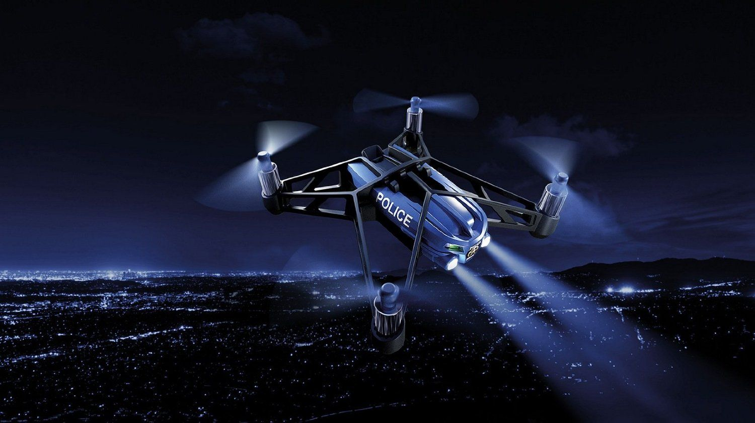 Parrot Airborne Night Drone - MacLane - 12