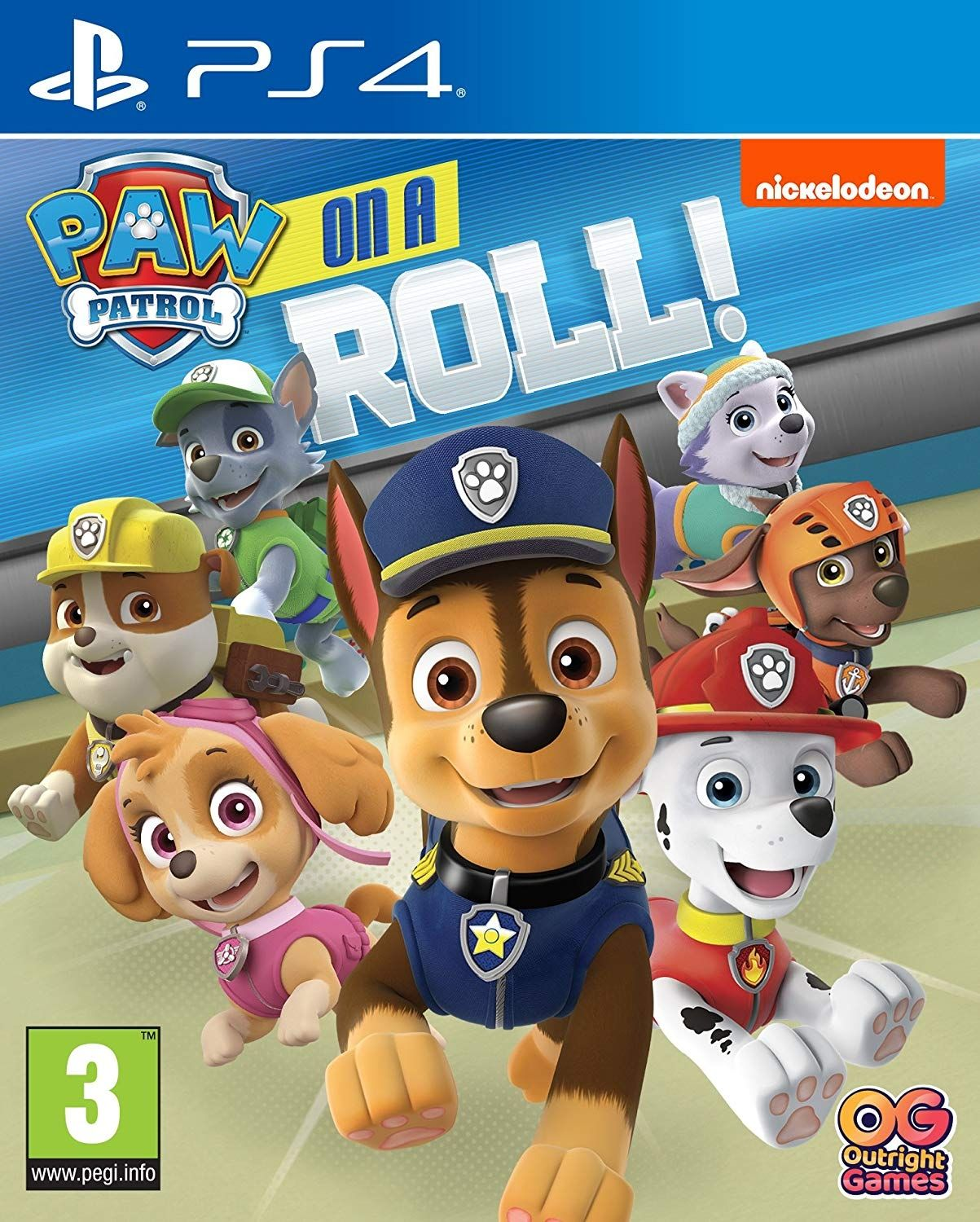 Paw Patrol: On a Roll (PS4) - 1