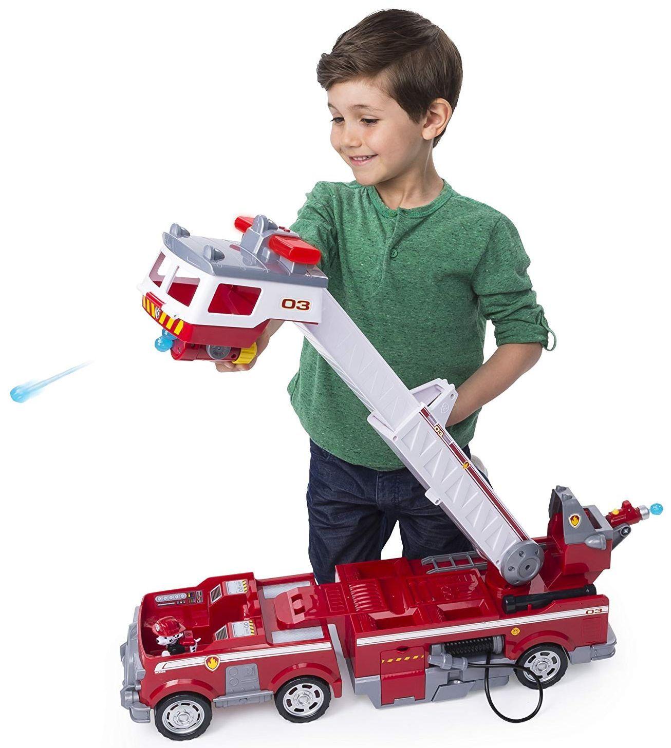 Пожарна кола Spin Master Paw Patrol - Ultimate Rescue - 4