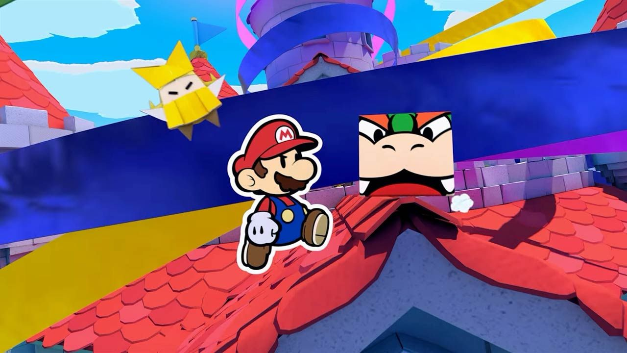 Paper Mario: The Origami King (Nintendo Switch) - 4