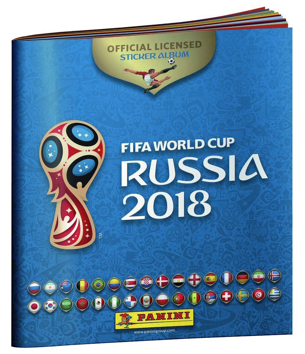 Албум за стикери Panini FIFA World Cup Russia 2018 - 5