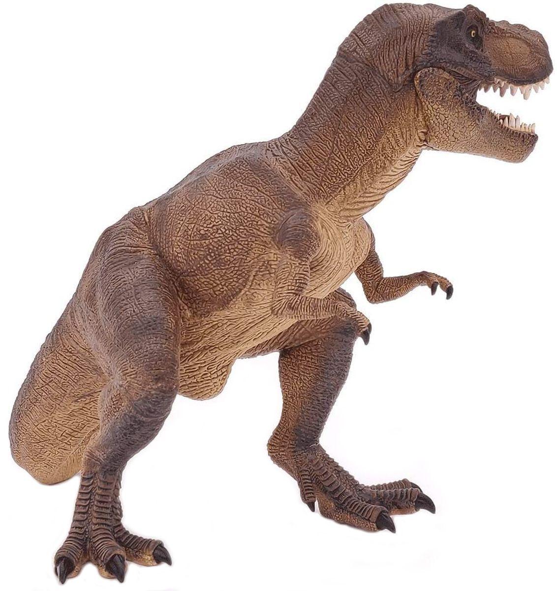 Фигурка Papo Dinosaurs – Тиранозавър рекс - 4