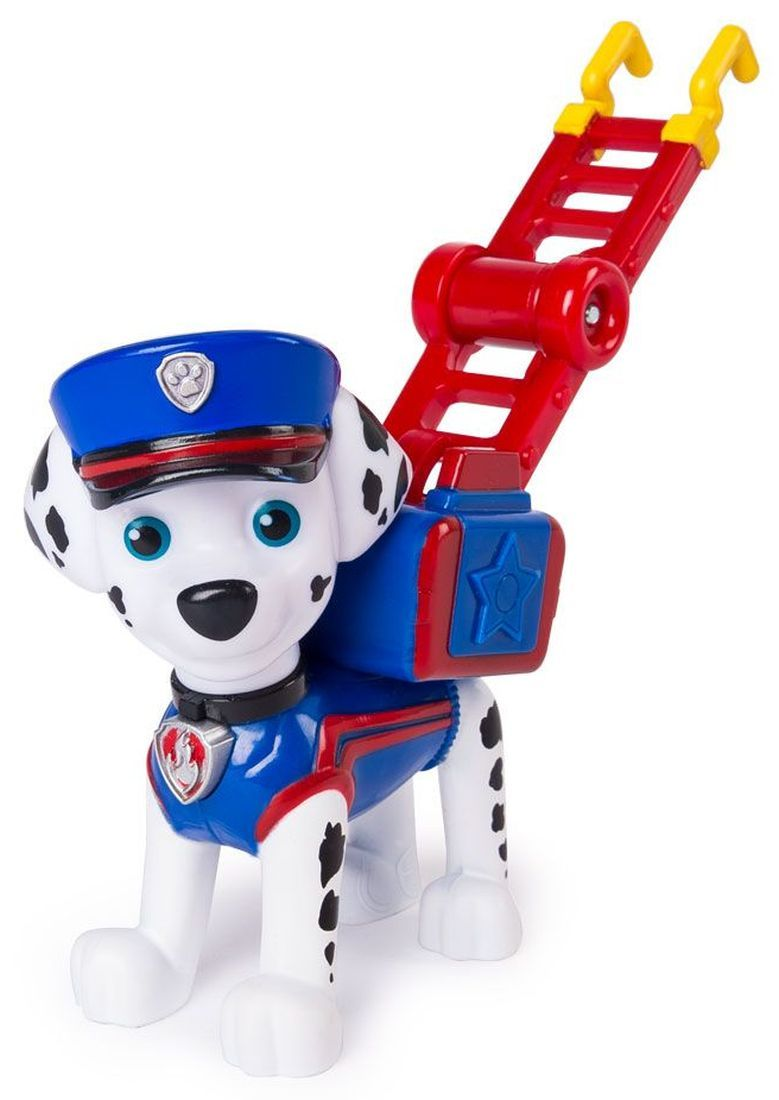 Фигура със значка Spin Master Paw Patrol - Ultimate Rescue, Маршал - 2