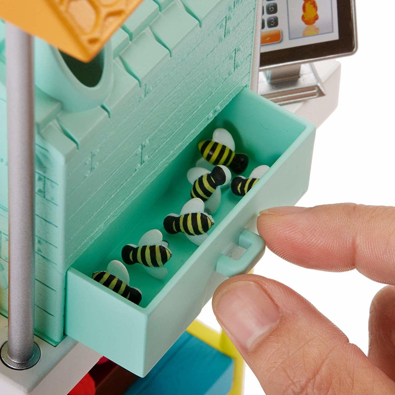 Игрален комплект Mattel Barbie - Пчеларка - 5