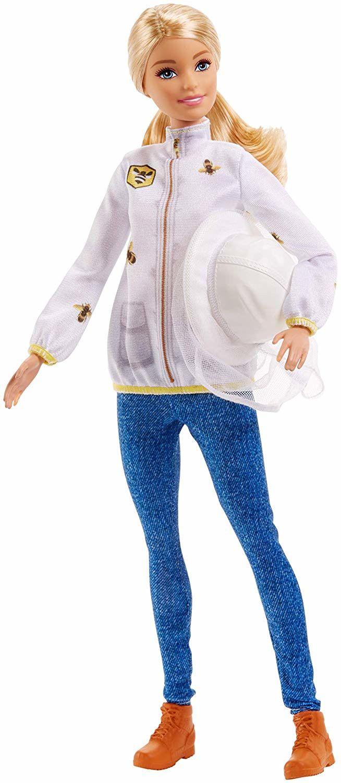 Игрален комплект Mattel Barbie - Пчеларка - 3