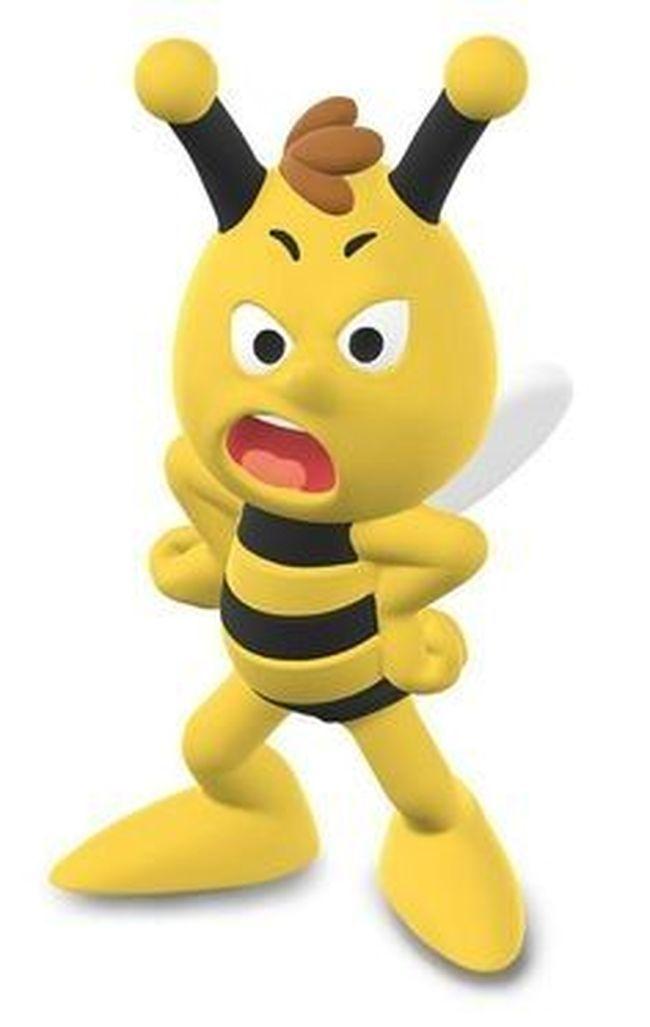Фигурка Schleich от серията Пчеличката Мая – Уили, стоящ - 1