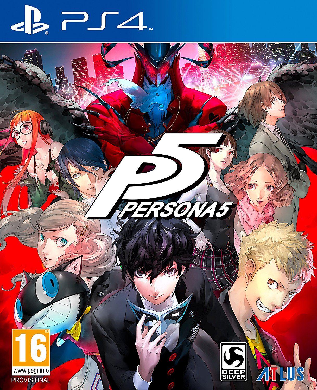 Persona 5 (PS4) - 1