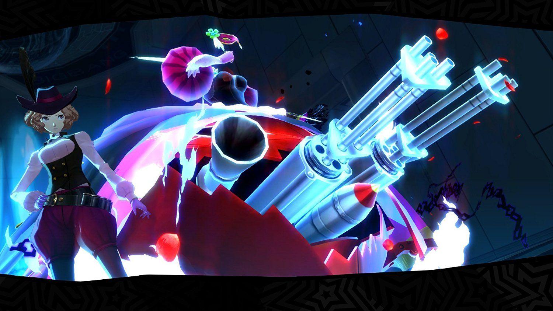 Persona 5 (PS4) - 3