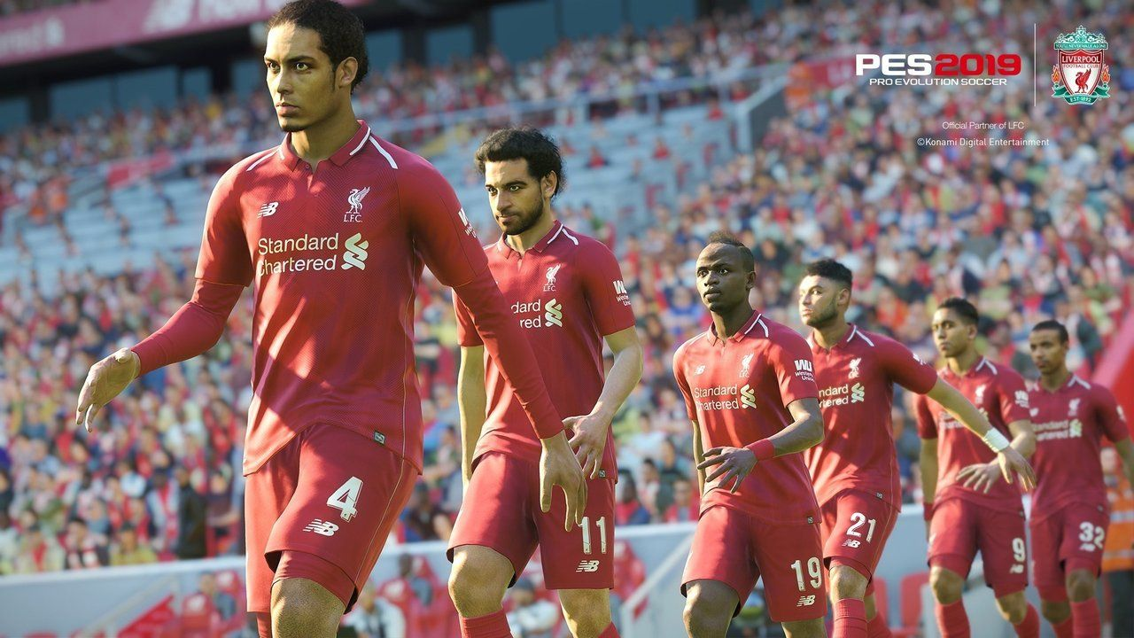 Pro Evolution Soccer 2019 (PS4) - 8