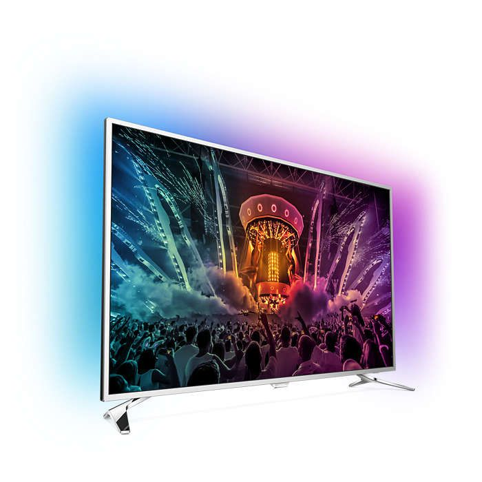 Телевизор Philips 49PUS6561/12 4K Ultra HD LED - 2