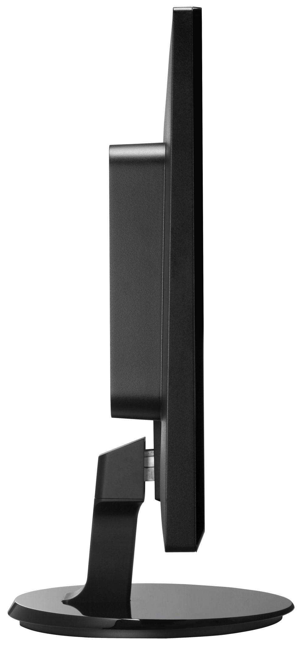 """Philips 246V5LSB, 24"""" Wide TN LED, 5ms, 10M:1 DCR, 250 cd/m2, 1920x1080 FullHD, DVI, Black - 4"""