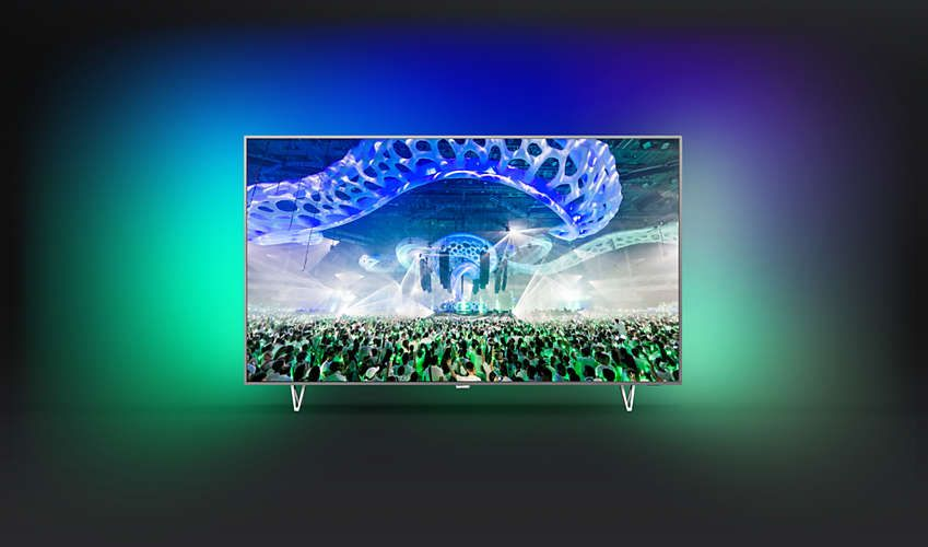 Телевизор Philips 65PUS7601/12 4K Ultra HD LED - 3