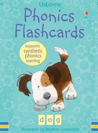 Phonics Flashcards - 1
