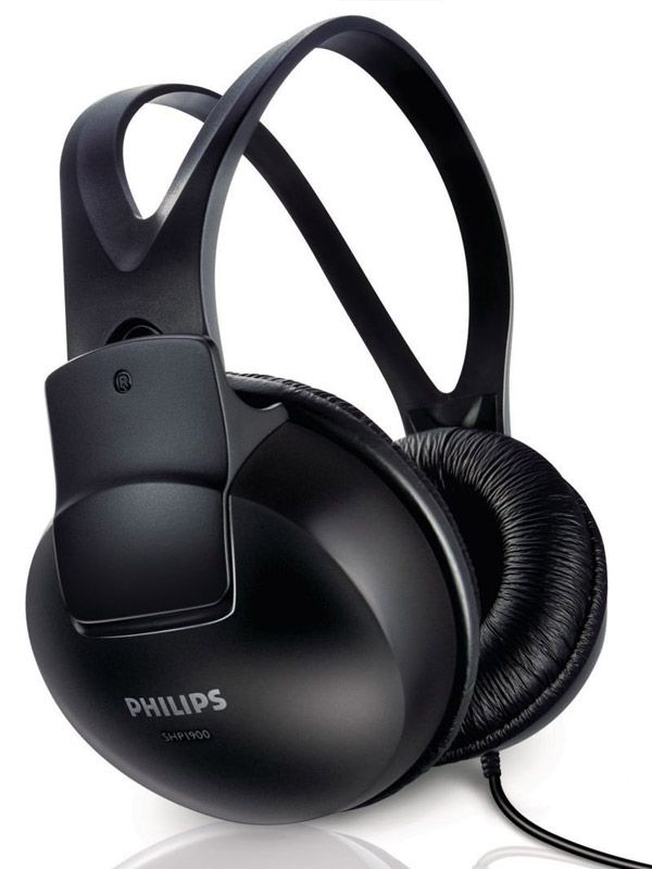 Слушалки Philips SHP1900 - черни - 1