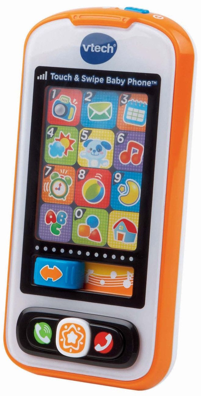 Бебешка играчка Vtech - Смарт телефон - 1